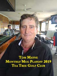 Tom Mayne Tea Tree 2019 new